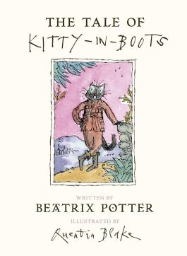 Beatrix Potter The Tale of Kitty-in-Boots