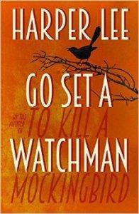 Go Set a Watchman – Harper Lee.