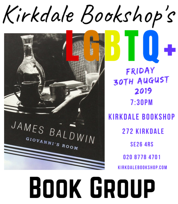 LGBTQ book group 2