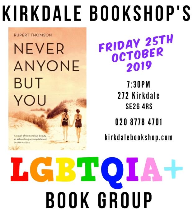 LGBTQIA 2nd Book Group